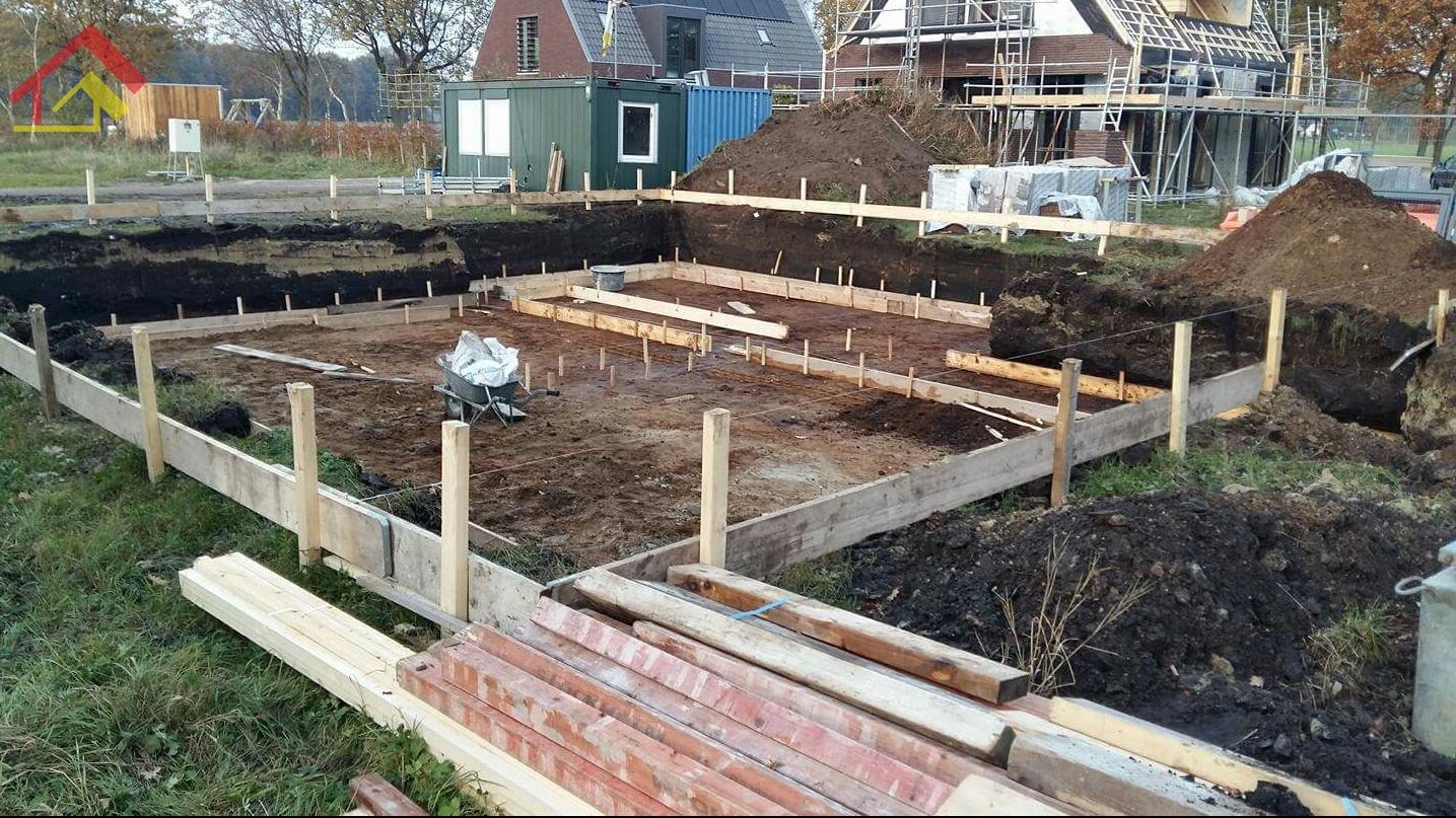 Nieuwbouw woning Zuidlaren - 1