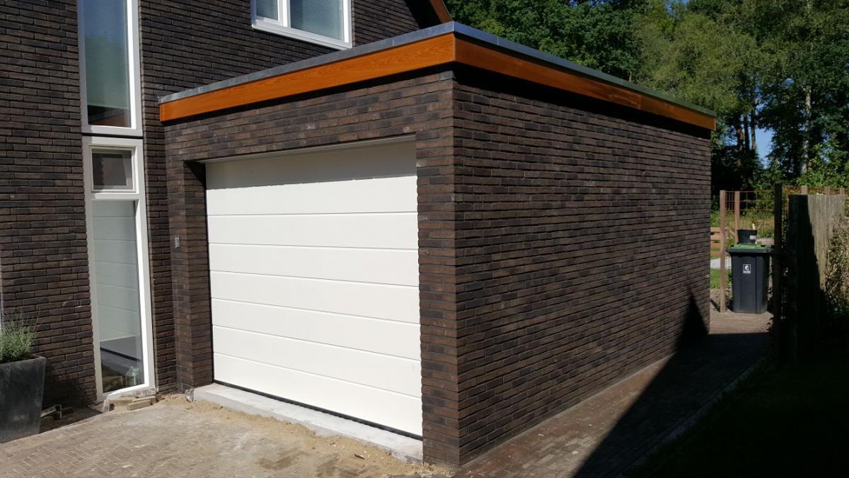 Aanbouw garage Zuidlaren - 8