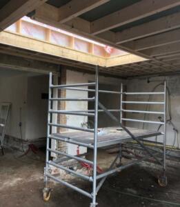 Aanbouw / verbouw Paterswolde - 6