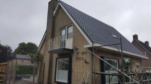Dakpannen / goot / windveren Vries - 3