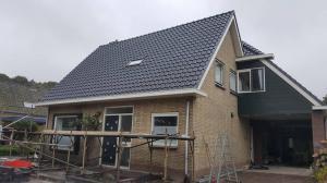 Dakpannen / goot / windveren Vries - 1